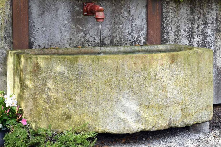 Granite Well, 19th Century, France In Good Condition For Sale In Gonten, CH