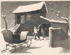 American Realist Figurative Prints