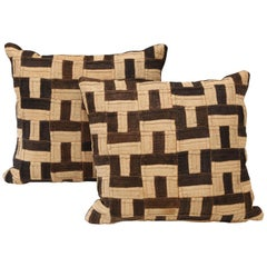 Graphic Kuba Cloth Cushions