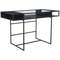 Graphite Secretaire Desk, Pols Potten Studio