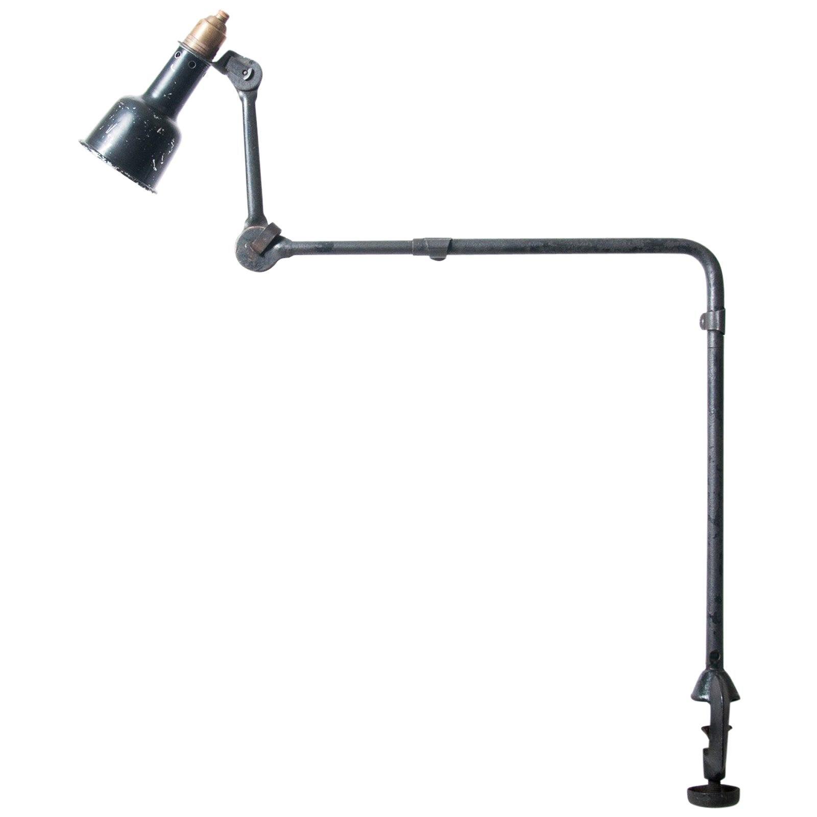 Gras Ravel '403 Model' Adjustable Table Lamp