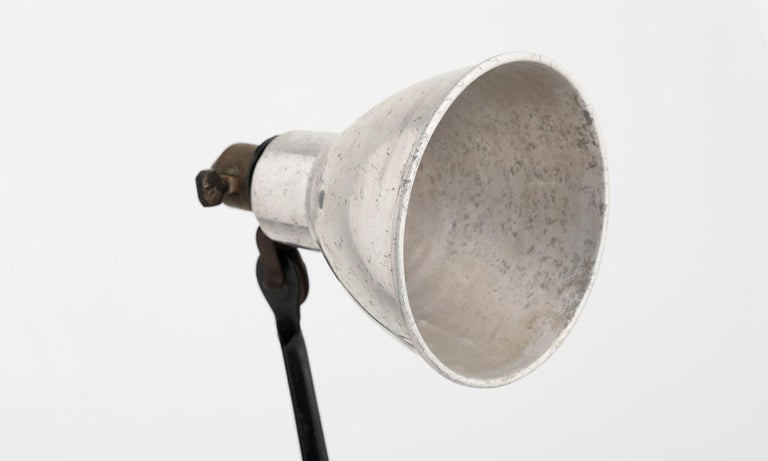 Gras Table Lamp, France, circa 1930 In Good Condition For Sale In Culver City, CA
