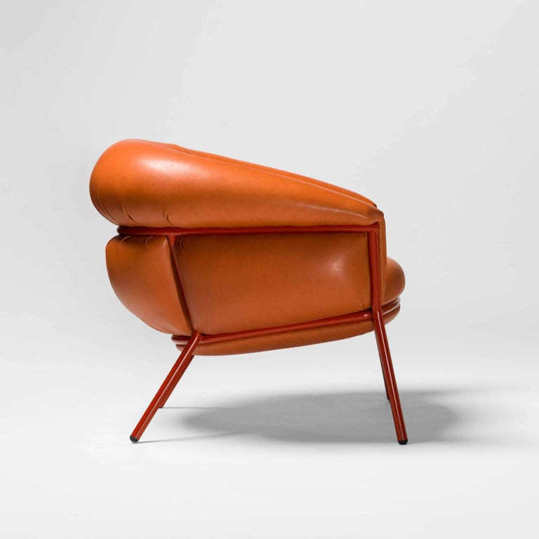 Armchair designed by Stephen Bruks manufactured by BD Barcelona.