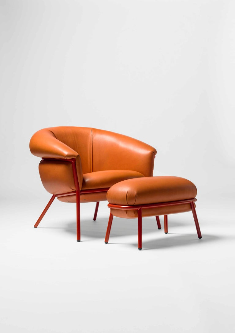 Modern Grasso Armchair For Sale