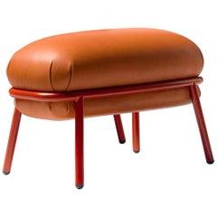 Grasso Footstool, Designed by Stephen Burks for BD Barcelona Design