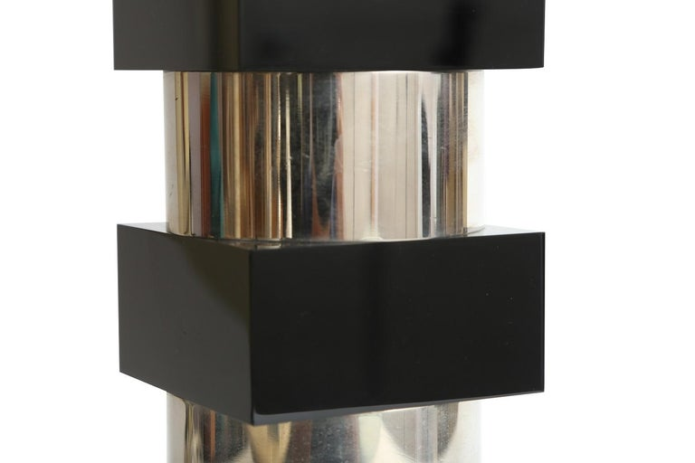 Modern Grattacielo Lamp by Selezioni Domus, Made in Italy For Sale