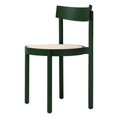 Gravatá Chair in Green by Wentz, Brazilian Contemporary Design