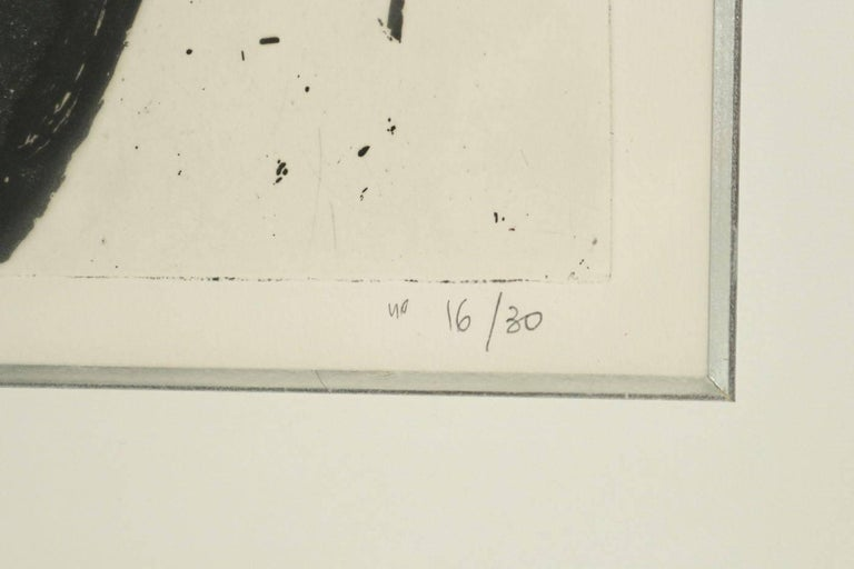 Gravure Lithograph Signed Ferrer For Sale 1