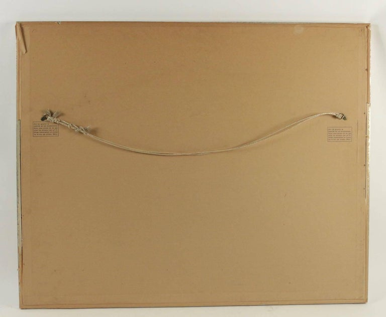Gravure Lithograph Signed Ferrer For Sale 2