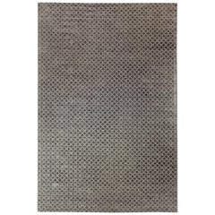 Gray Arches Rug