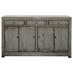Gray Dongbei Sideboard