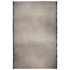 Gray River Dance Wool Rug