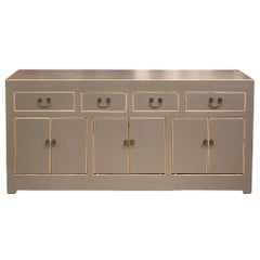 Gray Sideboard