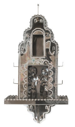 House of Love, Sculpture, Stainless Steel, Contemporary by Grayson Perry
