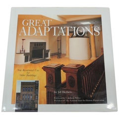 Great Adaptations Hard Cover Coffee Table Book by Jill Herbers