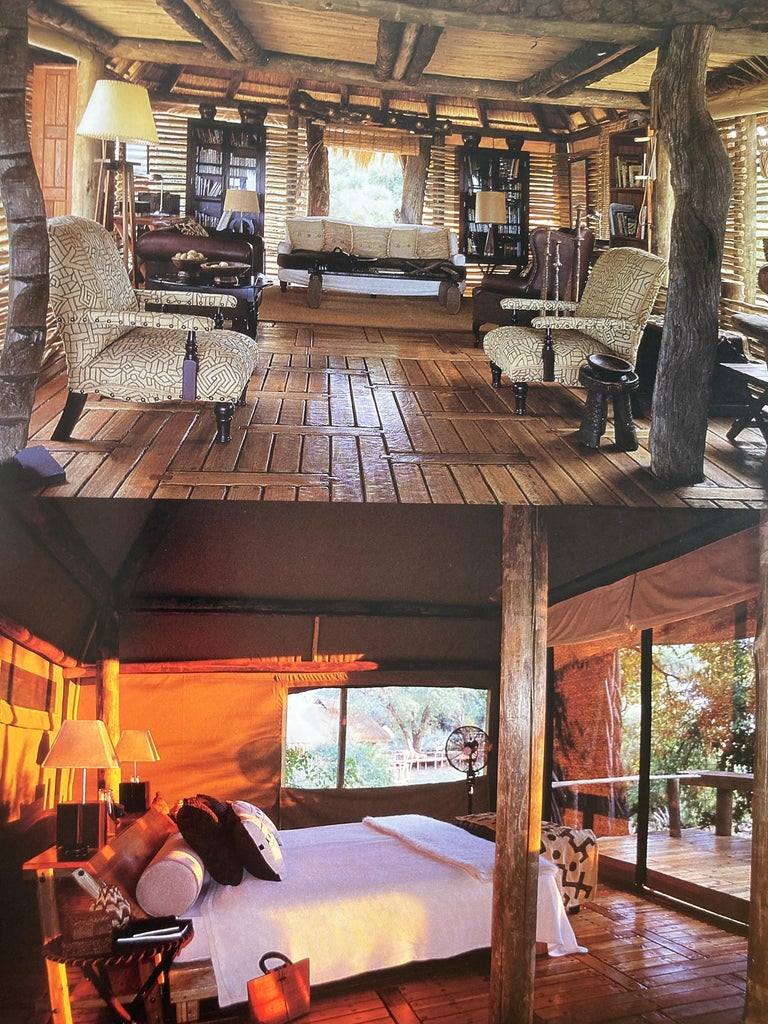 Great Escapes Africa, the Hotel Book Tashen 7
