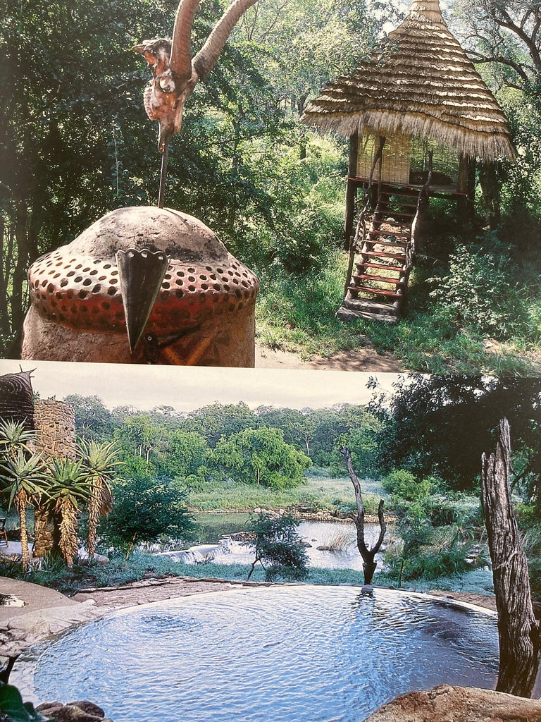 Great Escapes Africa, the Hotel Book Tashen 8