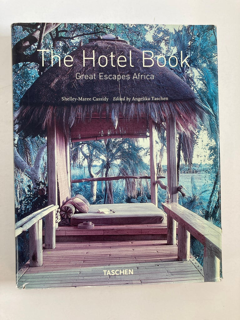 The Hotel Book Book by Shelley-Maree Cassidy. From the Mediterranean Sea to the Indian Ocean, the vast Sahara to the Cape Verde archipelago, Africa offers a lifetime of travel adventures. Whether you're a wide-eyed newcomer or an ever-returning