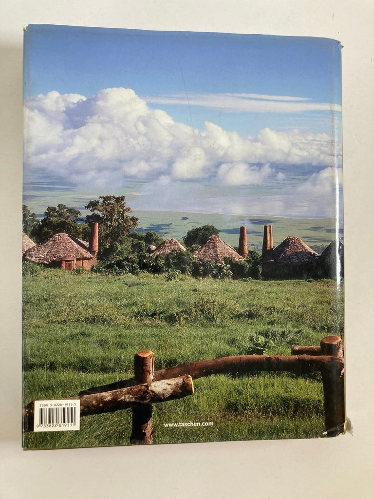 African Great Escapes Africa, the Hotel Book Tashen