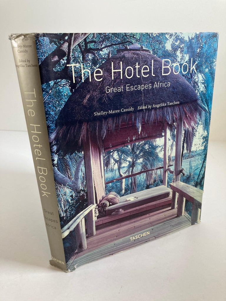 Great Escapes Africa, the Hotel Book Tashen In Good Condition In North Hollywood, CA