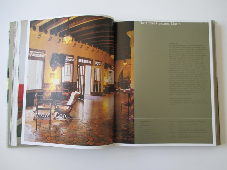 Modern Great Escapes North America, Updated Edition Hardcover Book For Sale
