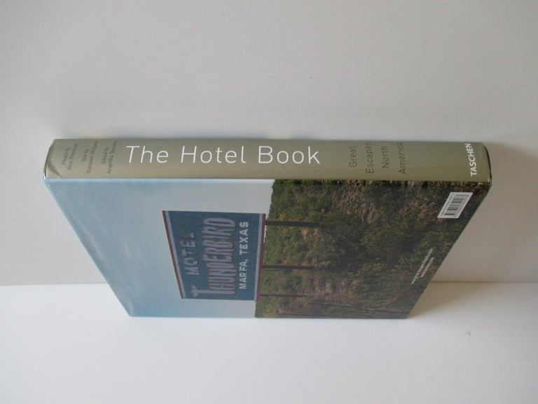 Machine-Made Great Escapes North America, Updated Edition Hardcover Book For Sale