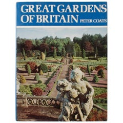 Great Gardens of Britain by Peter Coats