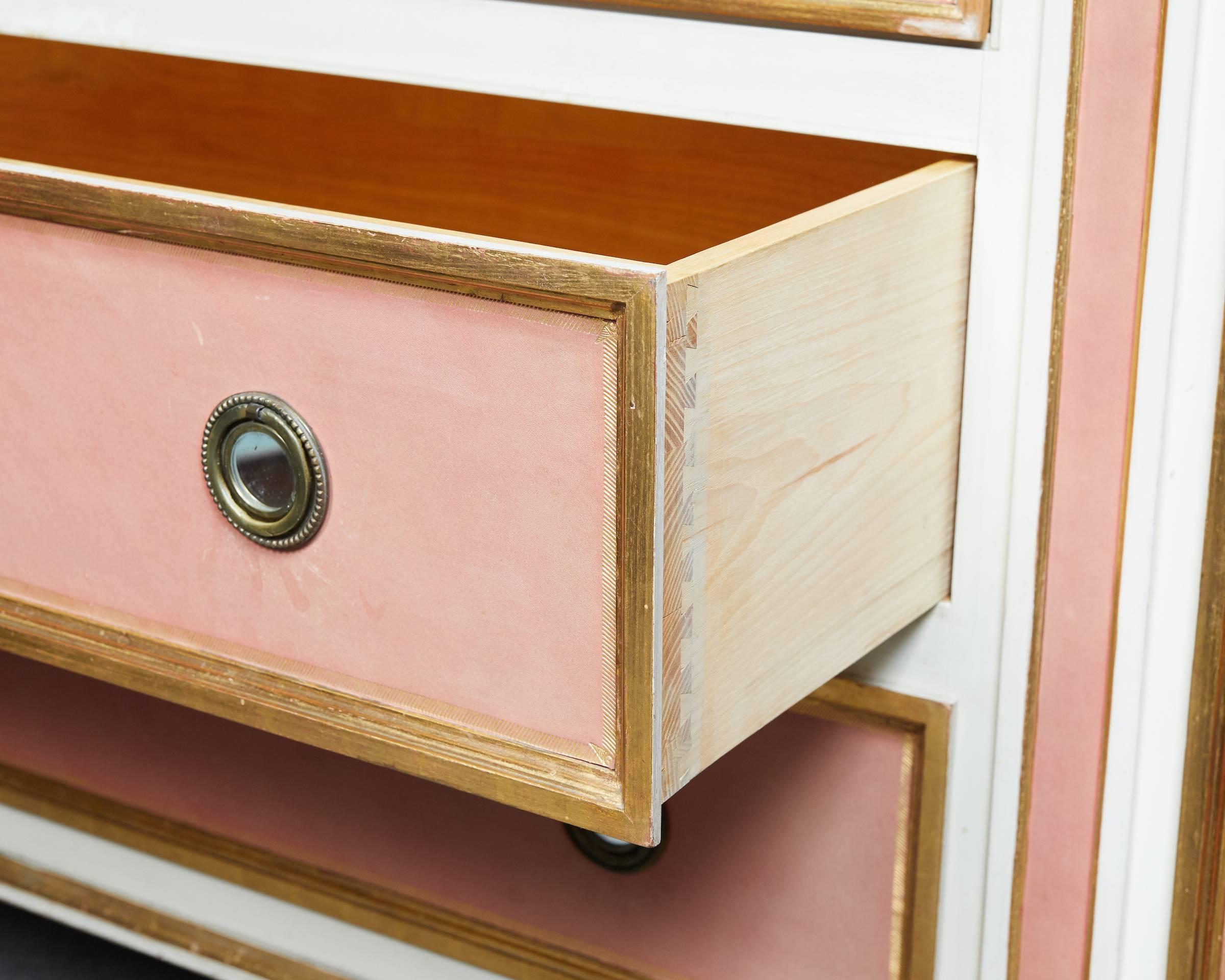 Credenza La Gi : Rebecca mobili credenza dispensa ante legno paulownia bianco