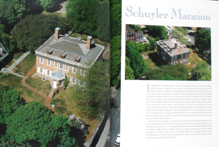 American Great Houses of the Hudson River, First Edition For Sale