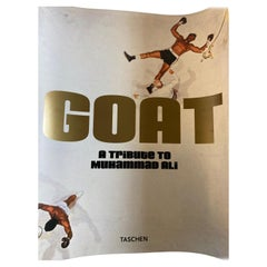 Greatest of All Time 'GOAT' a Tribute to Muhammad Ali Promotional Book