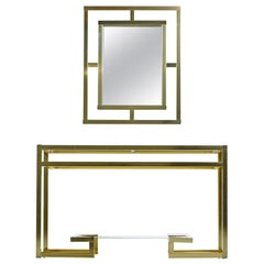 Hollywood Regency Wall Mirrors