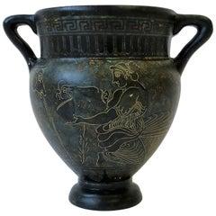 Greek Revival Amphora Vase