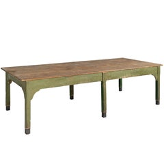 Green Base Table, Italy, circa 1900