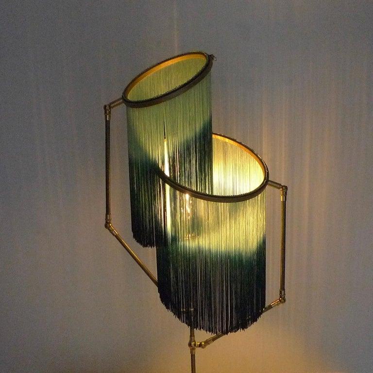 Green Charme Floor Lamp, Sander Bottinga In New Condition For Sale In Collonge Bellerive, Geneve, CH
