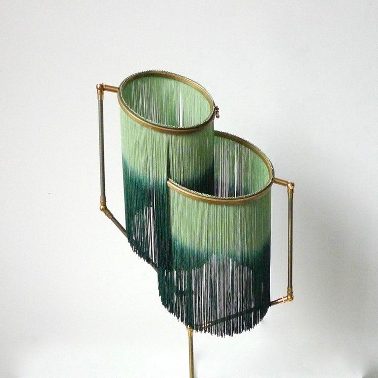 Contemporary Green Charme Floor Lamp, Sander Bottinga For Sale