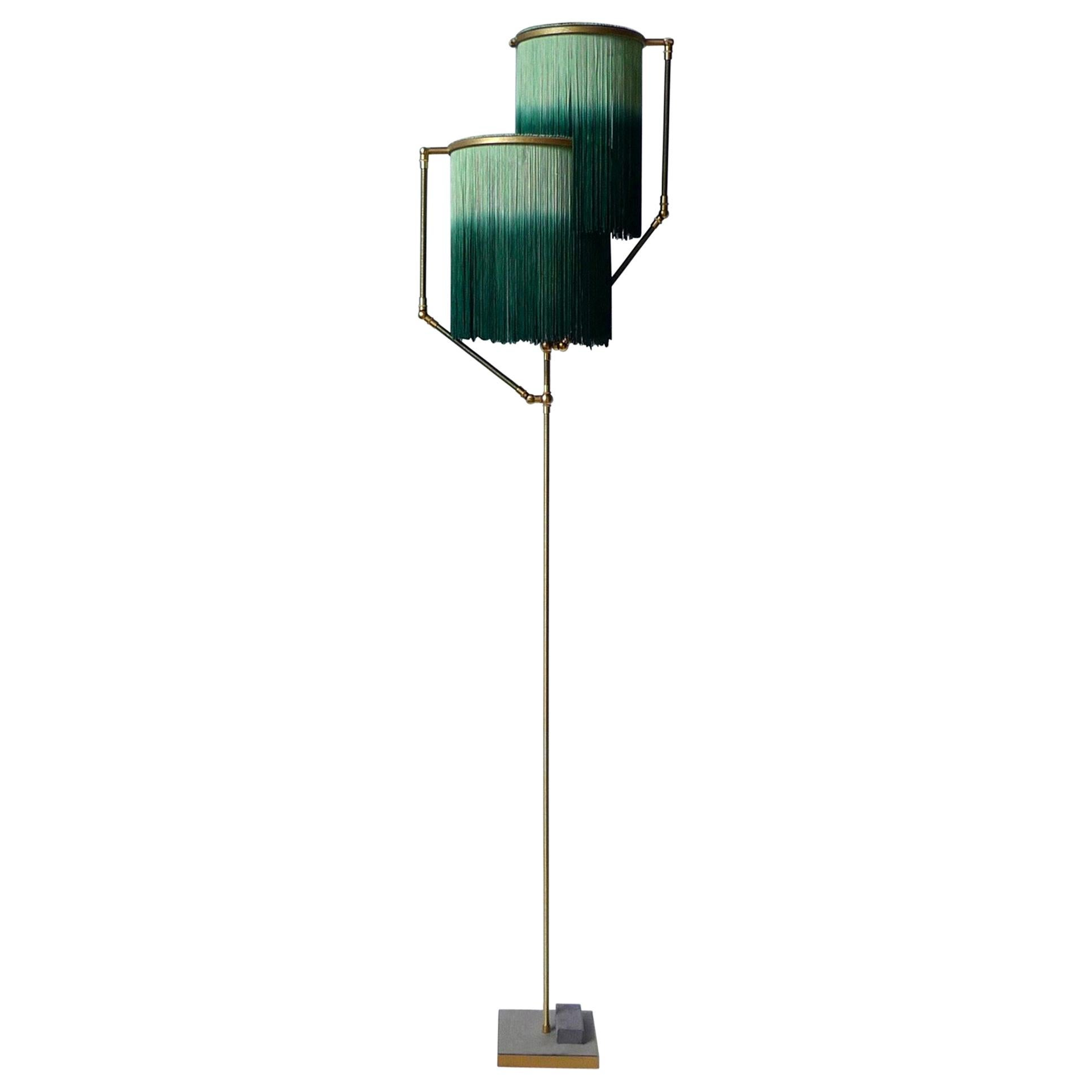 Green Charme Floor Lamp, Sander Bottinga