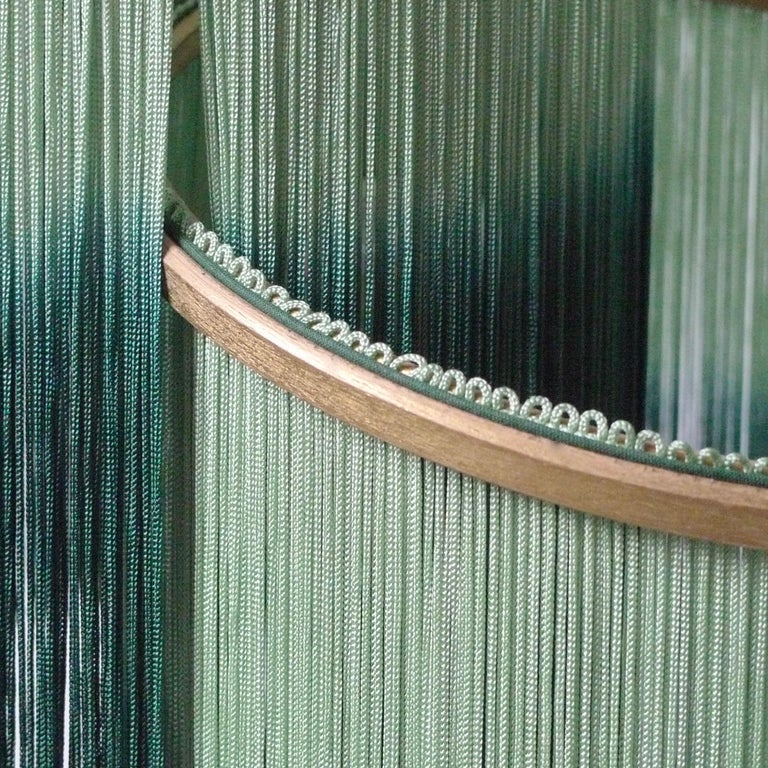 Contemporary Green Charme Pendant Lamp, Sander Bottinga For Sale