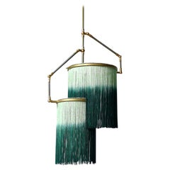 Green Charme Pendant Lamp, Sander Bottinga