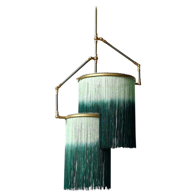 Green Charme Pendant Lamp, Sander Bottinga For Sale