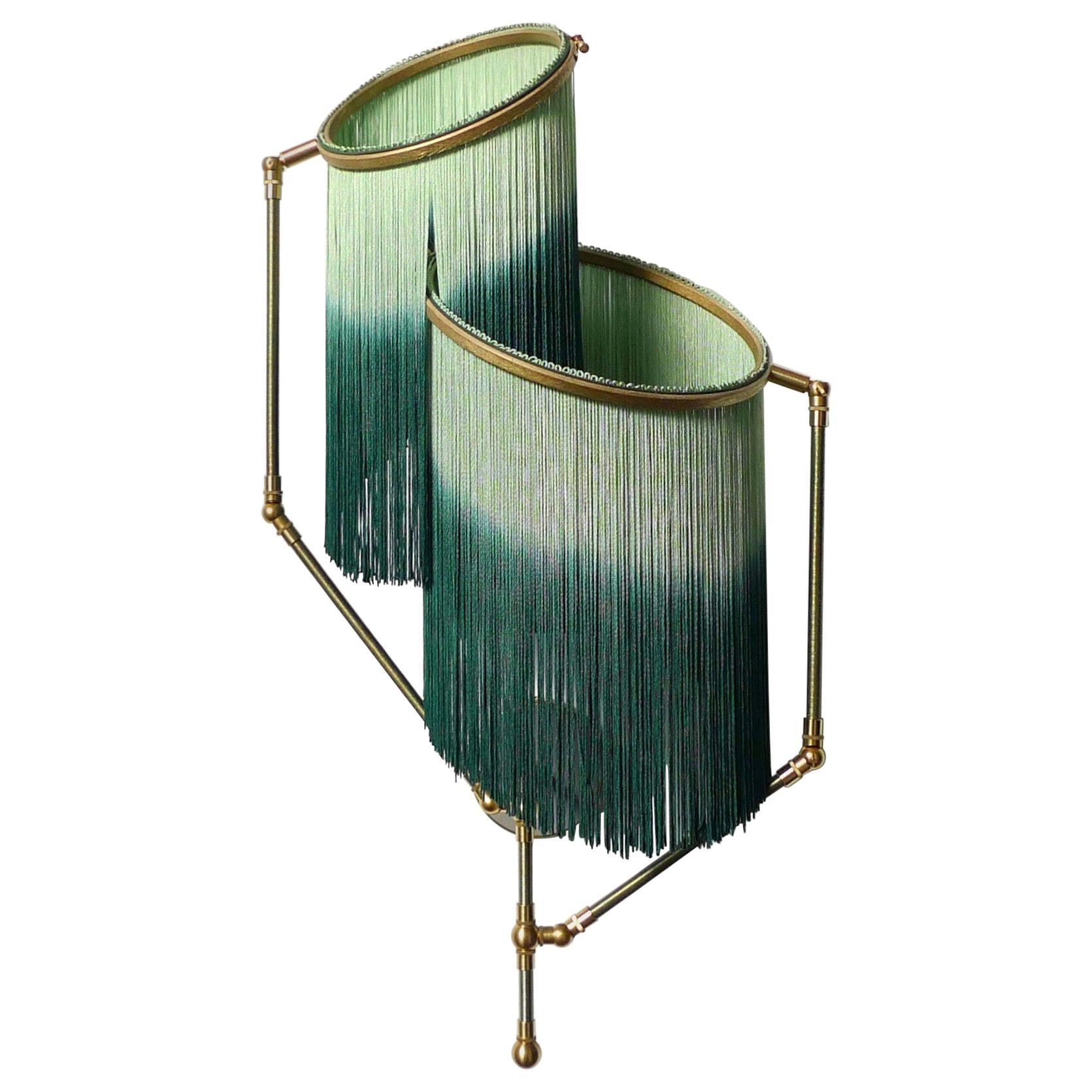 Green Charme Sconce Lamp, Sander Bottinga