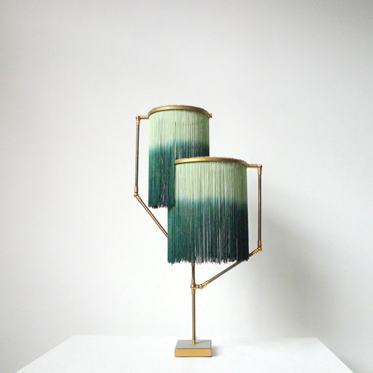 Contemporary Green Charme Table Lamp, Sander Bottinga For Sale
