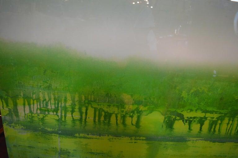 Contemporary Green Dream by Arturo Mallmann For Sale