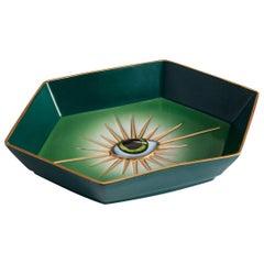 Green Eye Vide-Poche