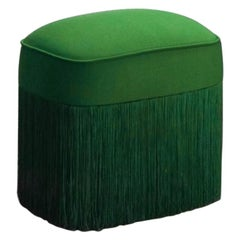 Green Galata Ottoman by Edvin Klasson