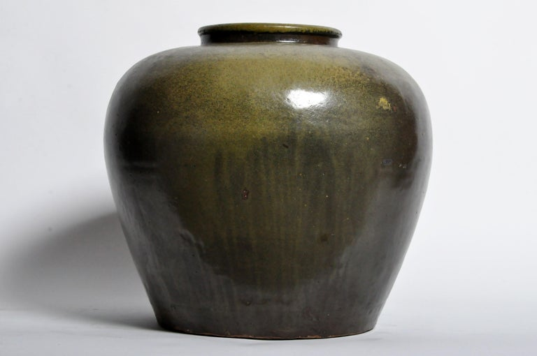 Green Glazed Pot For Sale 8