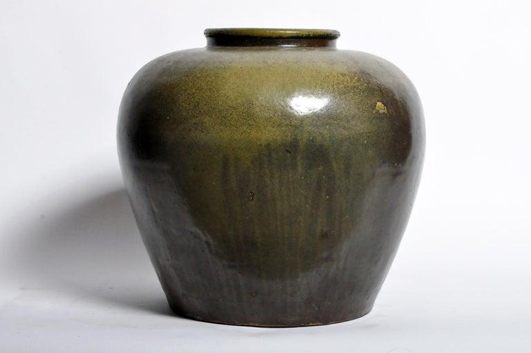 Green Glazed Pot For Sale 12
