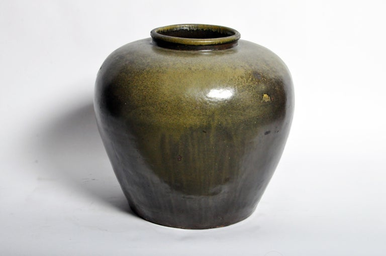 Green Glazed Pot For Sale 14
