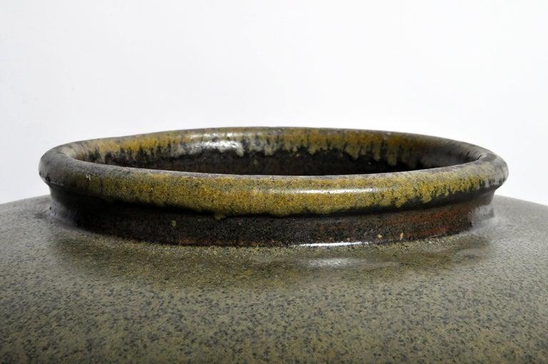 Green Glazed Pot For Sale 3