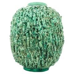 Green Hedgehog Vase, Ceramic, Gunnar Nylund Rörstrand