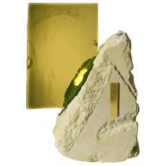 Green Lake Light Sculpture by Precious Artefact